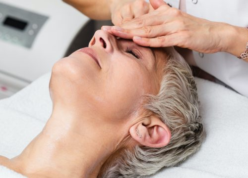 Massage therapy at Cohen Medical Centers